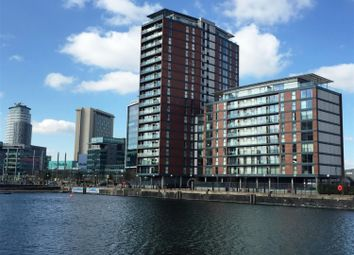 Thumbnail 2 bed flat for sale in City Lofts, 94 The Quays, Salford