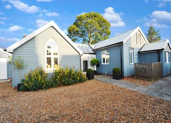Thumbnail 3 bed detached house for sale in The Green, Pettaugh, Stowmarket