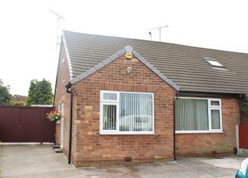Thumbnail 2 bed semi-detached bungalow for sale in Marples Avenue, Mansfield Woodhouse, Mansfield