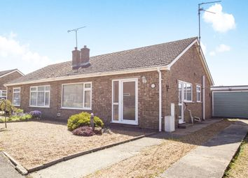 Thumbnail 2 bed semi-detached bungalow for sale in Shelduck Drive, Snettisham, King's Lynn