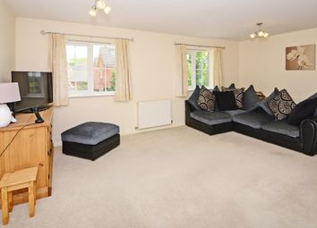 Thumbnail 2 bed flat to rent in Millbrook Gardens, Blythe Bridge