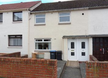 Thumbnail 2 bed terraced house to rent in Gunsgreen Crescent, Eyemouth