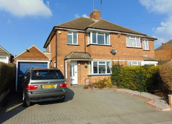 Thumbnail 3 bedroom semi-detached house for sale in Rawlins Close, South Croydon, Surrey