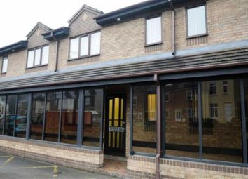 Thumbnail 1 bed flat to rent in Sheffield Road, Chesterfield, Derbyshire