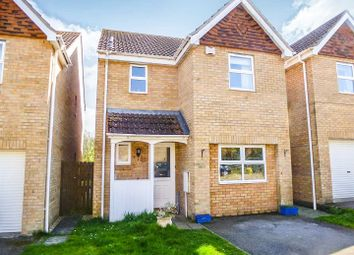 Thumbnail 3 bed detached house for sale in Orchard Close, Warboys, Huntingdon