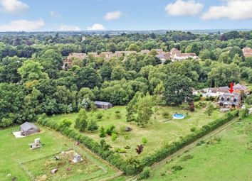 Thumbnail 5 bed detached house for sale in Turkey Island, Shedfield, Southampton
