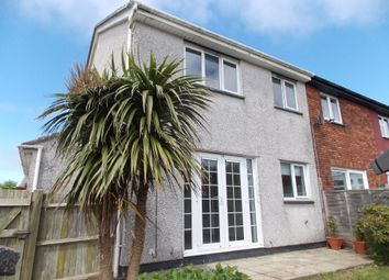 Thumbnail 1 bed end terrace house for sale in Hawthorn Way, Threemilestone, Truro