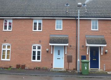 Thumbnail 3 bedroom terraced house to rent in Mellisham Walk, King's Lynn