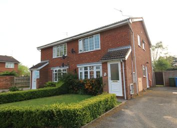 Thumbnail 1 bed flat for sale in Canterbury Drive, Perton, South Staffordshire