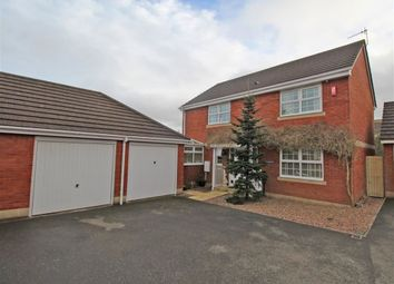 Thumbnail 4 bed detached house for sale in The Birches, Plymouth