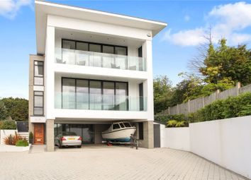 Thumbnail 4 bedroom detached house for sale in Whitecliff Road, Poole