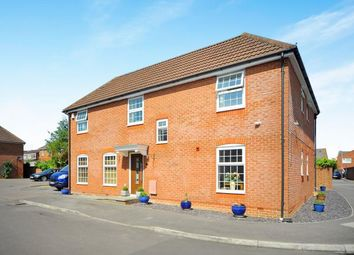 Thumbnail 4 bedroom detached house for sale in Darling Close, Swindon, Wiltshire