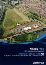 Thumbnail Commercial property to let in Norton Park, Leek New Road, Norton, Stoke On Trent, Staffs