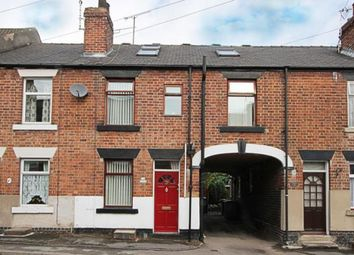 Thumbnail 3 bed terraced house for sale in Queen Street, Eckington, Sheffield, Derbyshire
