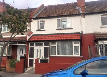 Thumbnail 3 bed terraced house for sale in Penshurst Road, Thornton Heath
