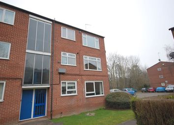 Thumbnail 2 bed flat for sale in Barley Close, Little Eaton, Derby