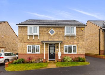 Thumbnail 4 bedroom detached house for sale in Hillary Close, Corby