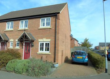 3 bed semi-detached house for sale in Kings Manor, Coningsby, Lincoln LN4