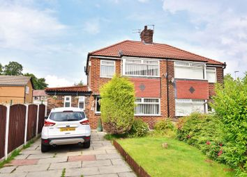 Thumbnail 4 bed semi-detached house for sale in Parrin Lane, Eccles, Manchester