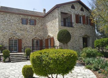 Thumbnail 3 bed detached house for sale in Psevdas, Larnaca, Cyprus
