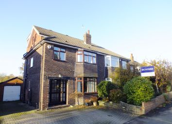 Thumbnail 4 bed semi-detached house for sale in Moseley Wood Gardens, Leeds
