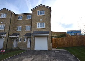 Thumbnail 4 bed semi-detached house for sale in Buckton View, Earnshaw Clough, Mossley