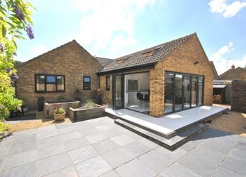 Thumbnail 4 bed detached bungalow for sale in Hawthorn Road, Gayton, King's Lynn