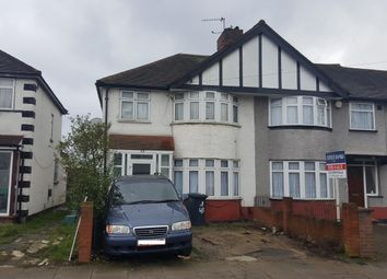 Thumbnail 4 bed end terrace house for sale in Fraser Road, Perivale, Greenford