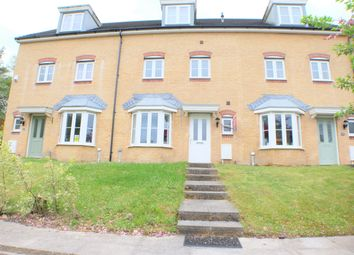 Thumbnail 4 bed town house to rent in Llys Mieri, Swansea