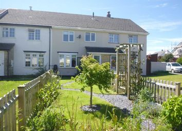 Thumbnail 3 bed terraced house to rent in Manor Park, Woolsery, Devon