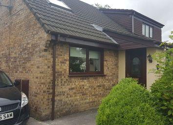 Thumbnail 2 bed semi-detached bungalow to rent in Eleanor Close, Pencoed, Bridgend, Mid. Glamorgan.