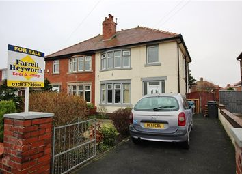 Thumbnail 1 bedroom flat for sale in St Leonards Road East, Lytham St. Annes