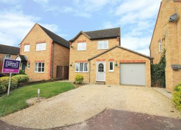 Thumbnail 3 bed detached house for sale in St. Clares Court, Hereford