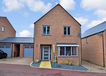 4 bed detached house for sale in Chatham Reach, Amherst Hill, Gillingham, Kent ME7