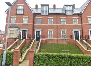 3 bed town house for sale in Tollemache Walk, Felixstowe IP11, Felixstowe,