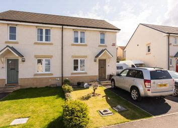 Thumbnail 3 bed semi-detached house for sale in 30 Easter Langside Crescent, Dalkeith