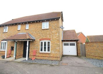 Thumbnail 2 bed semi-detached house for sale in Upper Fans Lane, Iwade, Sittingbourne