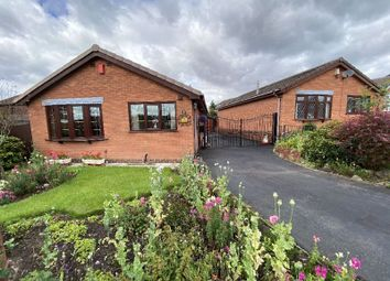 Thumbnail 3 bed detached bungalow for sale in Willeton Street, Bucknall, Stoke-On-Trent
