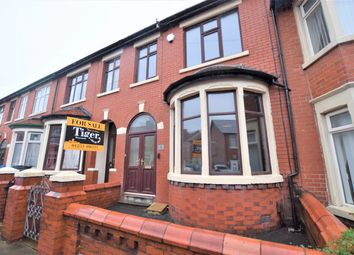 Thumbnail 3 bed terraced house for sale in Laurel Avenue, Blackpool