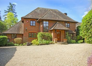 Thumbnail 4 bed detached house for sale in Wilverley Road, Brockenhurst, Hampshire