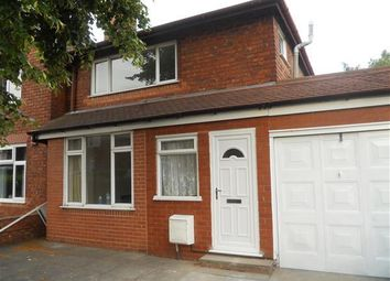 Thumbnail 3 bedroom semi-detached house to rent in Woodward Place, Walsall, Walsall
