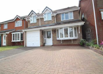Thumbnail 4 bed detached house for sale in Upsons Way, Kesgrave, Ipswich