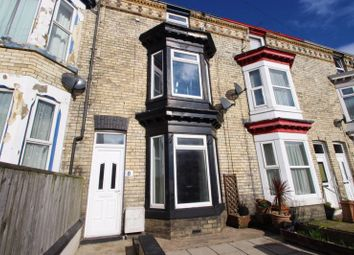 4 bed terraced house for sale in Gladstone Street, Scarborough YO12