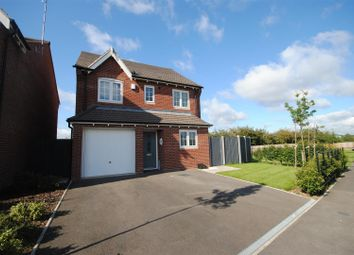 Thumbnail 3 bedroom property to rent in Hutton Close, Quorn, Loughborough