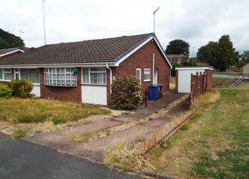 Thumbnail 2 bed bungalow for sale in Gorseburn Way, Rugeley, Staffordshire