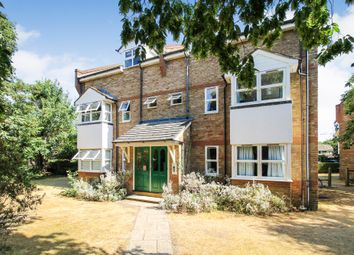 Thumbnail 2 bed flat for sale in The Beeches, Church Road West, Farnborough, Hampshire