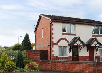 Thumbnail 2 bed semi-detached house for sale in St Lukes Close, Bishopdown, Salisbury