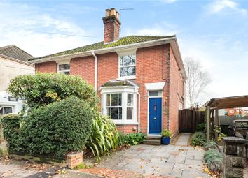 Church Road, Bishopstoke, Eastleigh, Hampshire SO50. 3 bed semi-detached house for sale