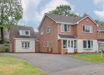Thumbnail 5 bed detached house for sale in Grazing Lane, Webheath, Redditch