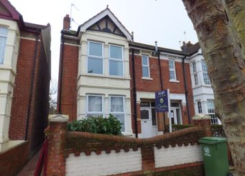 Thumbnail Flat to rent in Kirby Road, North End, Portsmouth, Hampshire